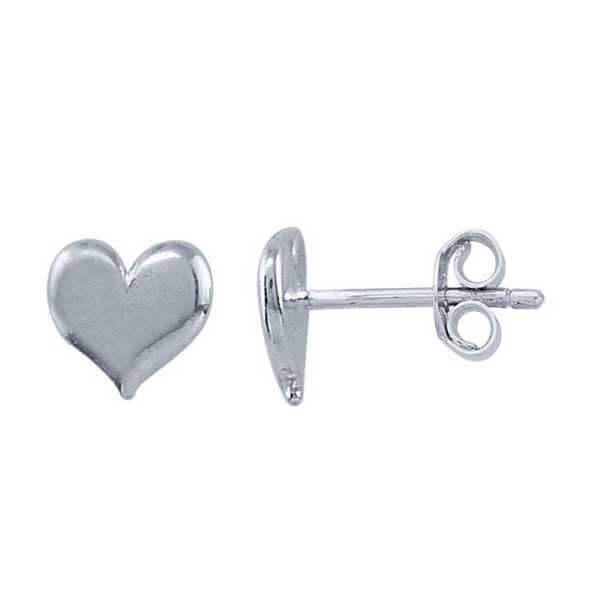 Mini-Heart-Studs