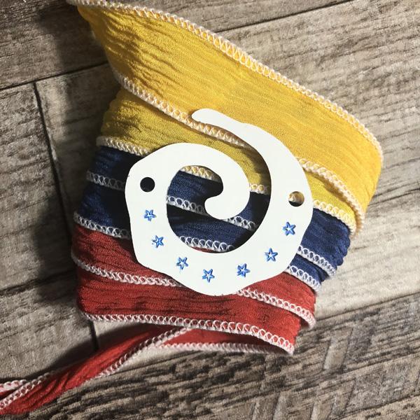 Venezuelan-Flag-Spiral-Stars
